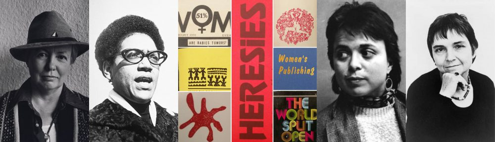 The Feminist Poetry Movement