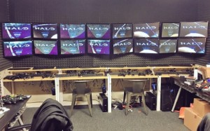Rooster Teeth's current setup to make an episode of RvB.