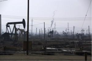 Fracking in Kern County, CA by Allie Rowe | Environmental