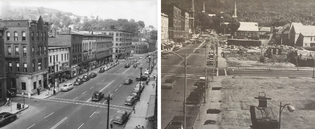 south main street before and after
