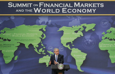 Declaration of the Summit on Financial Markets and the World Economy