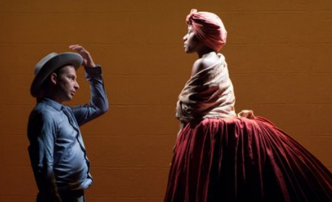"""Minority Coalition's """"At What Cost?: Black Representation in the Arts"""" Campaign and the Ars  Nova Production of """"Underground Railroad Game"""" Records"""