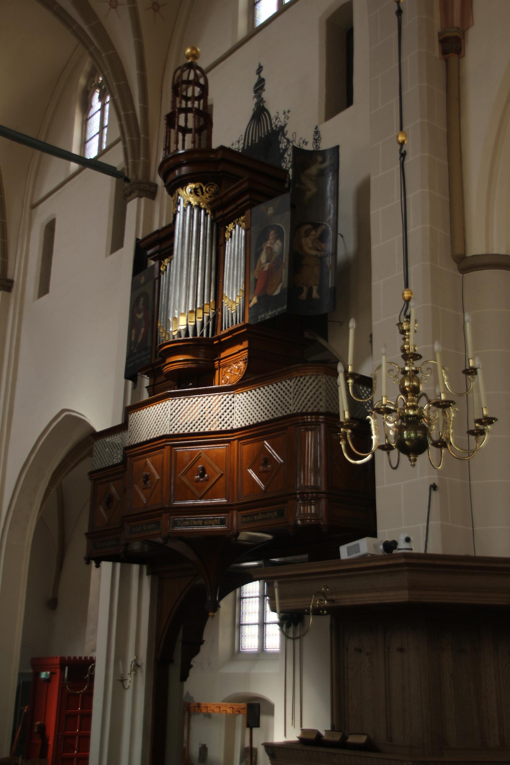 Andreaskerk Slegel Orgel