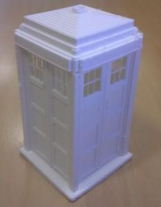 3D Printer: Tardis