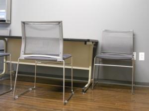 GFMP: Grey, flat, medium, print rooms