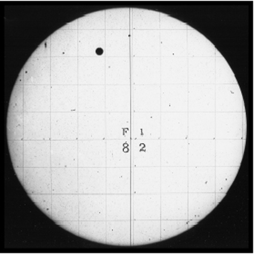1882 Transit of Venus from US Naval Observatory