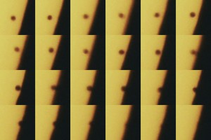 Series of Questar images at 3rd-4th contacts (Glenn Schneider and Jay Pasachoff)