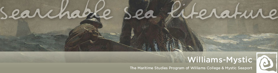 Searchable Sea Literature