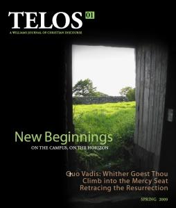 Issue 1, Spring 2009 – New Beginnings