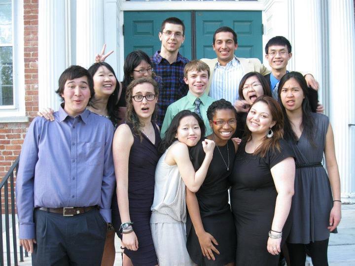 Fall 2012 - Staff