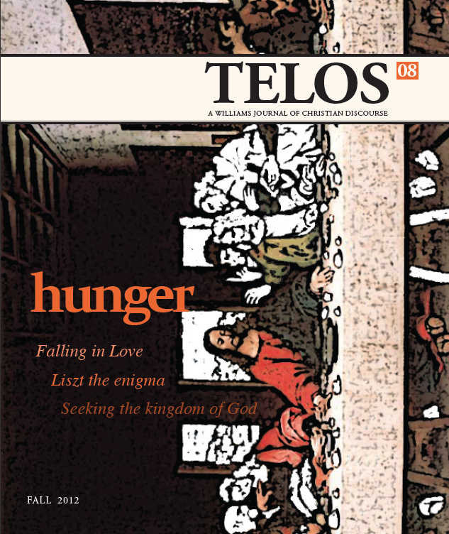 Issue 8, Fall 2012 – Hunger
