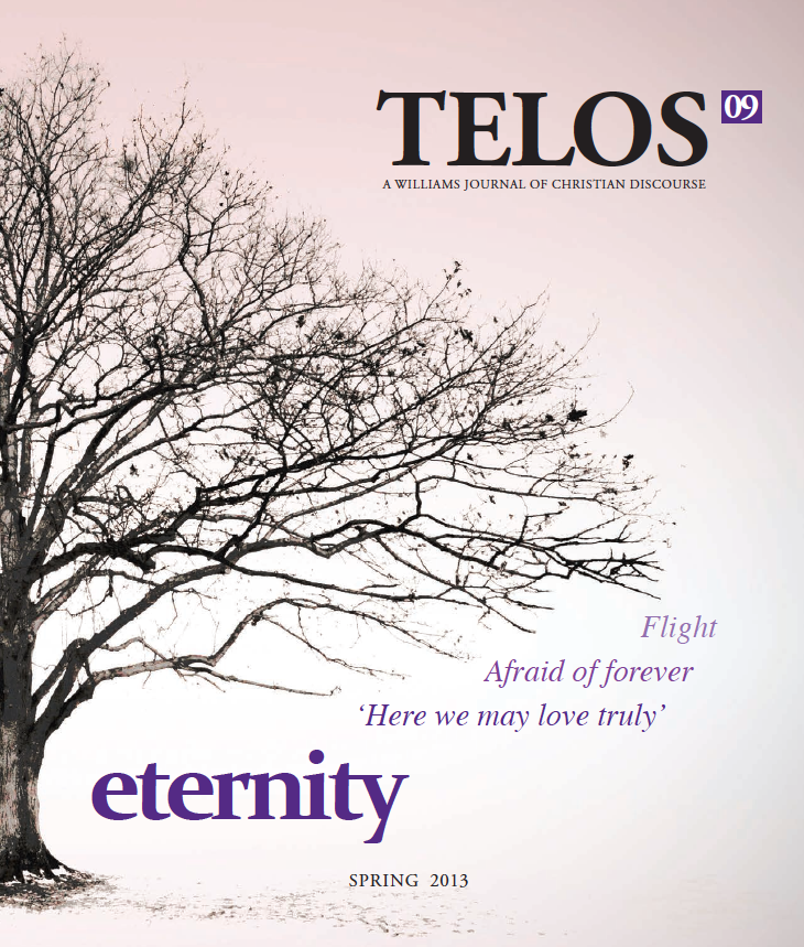 Issue 9, Spring 2013 – Eternity
