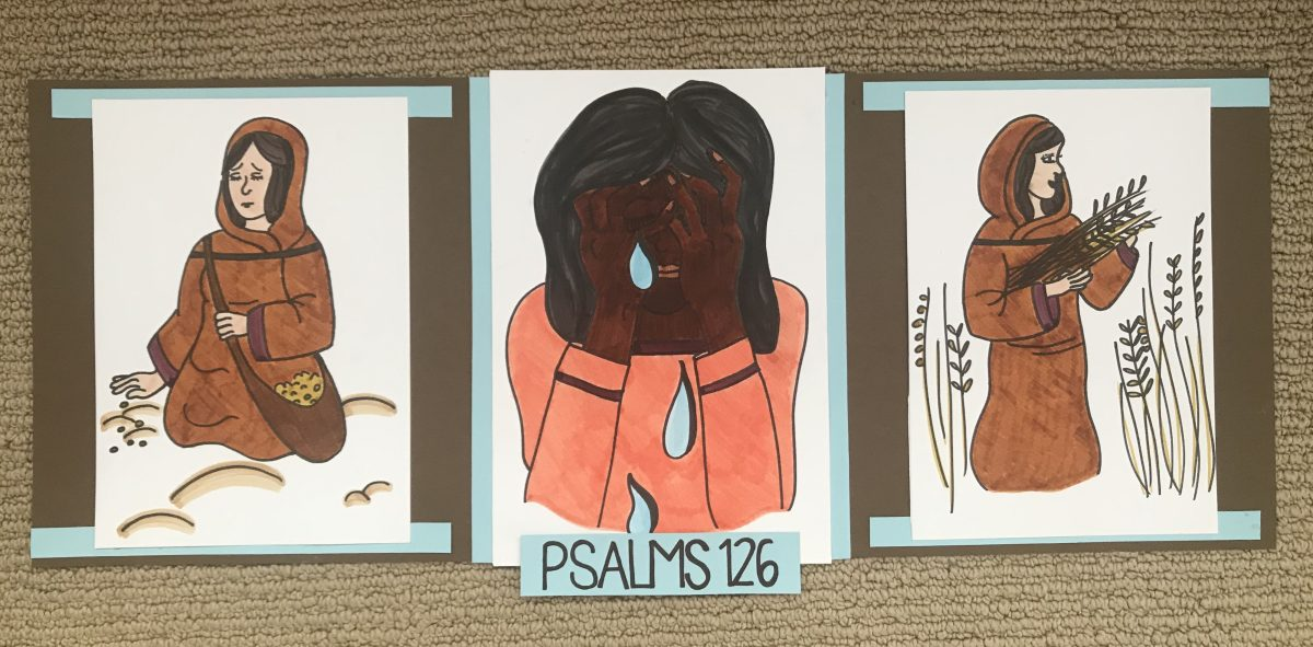 Planting Sorrow: An Artist's Response to Psalm 126