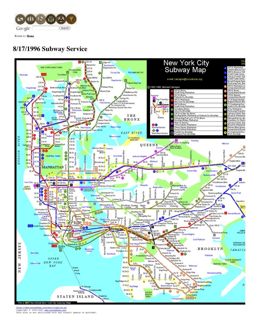 Nyc Subway Map 2011.Subways Thea 228 The Cartographic Imagination