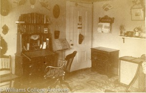 Kappa Alpha interior, 1885 (2 of 2)