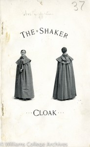 The Shaker Cloak